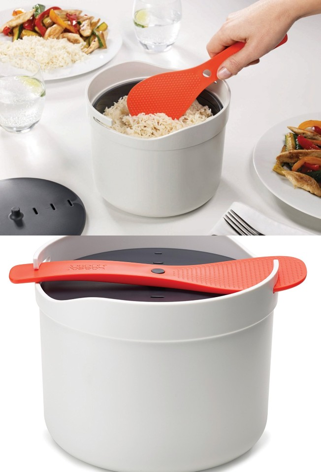 joseph joseph microwave rice cooker manual