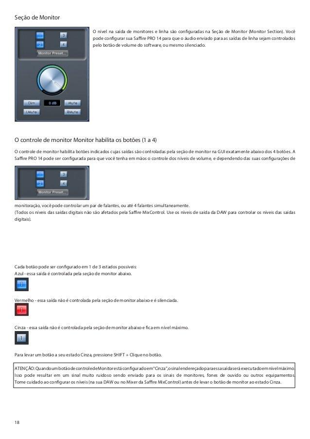 focusrite saffire pro 14 manual