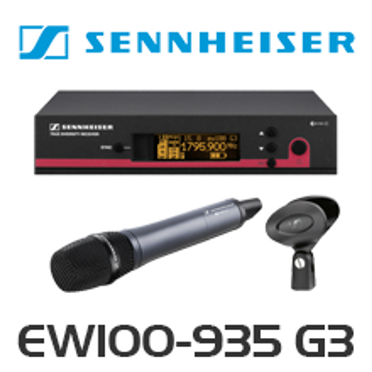 sennheiser true diversity receiver ew100 g3 manual