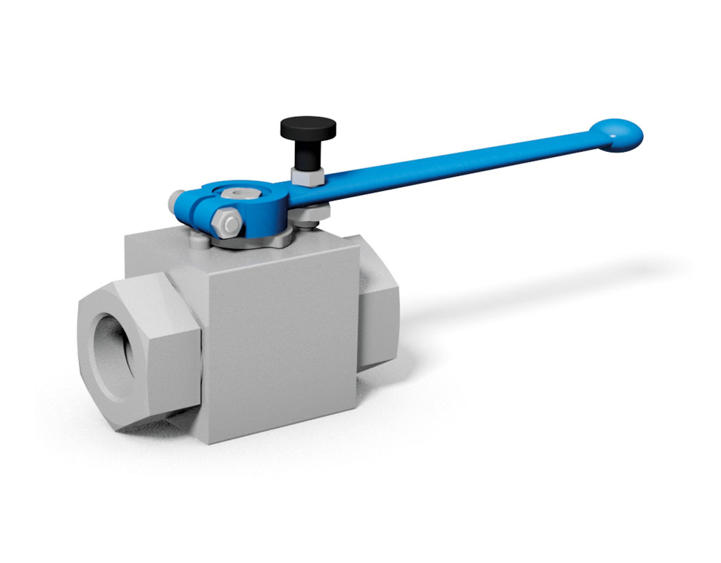 manual ball valve with limit switch