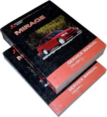 2000 mitsubishi mirage owners manual