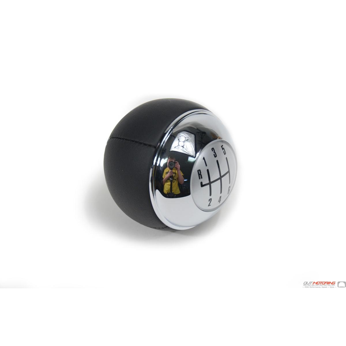 6 speed manual shift knob