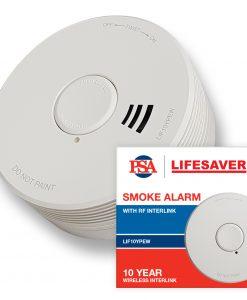 lif5000 1 smoke alarm manual