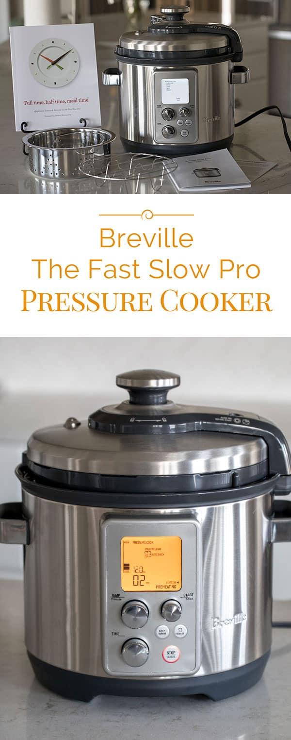 breville fast slow pro manual pdf