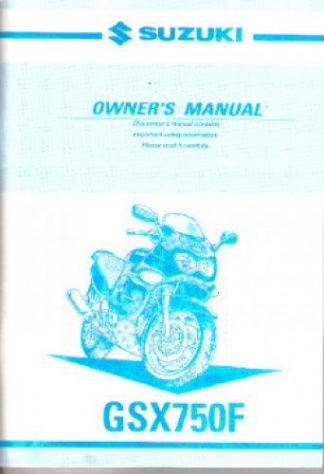 suzuki gsx 1250 fa owners manual