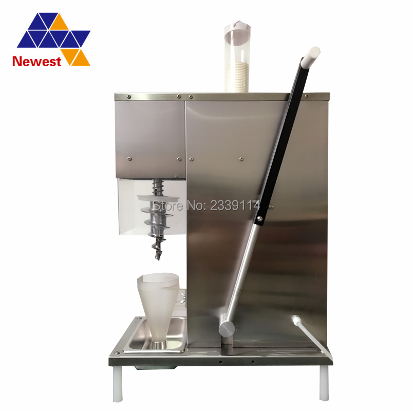 gel matic ice cream machine manual