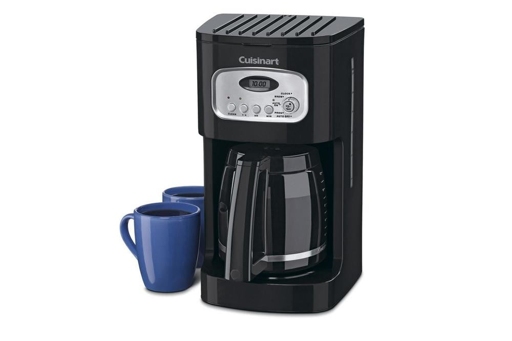 cuisinart coffee maker grind and brew manual