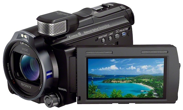 sony hd avchd handycam manual