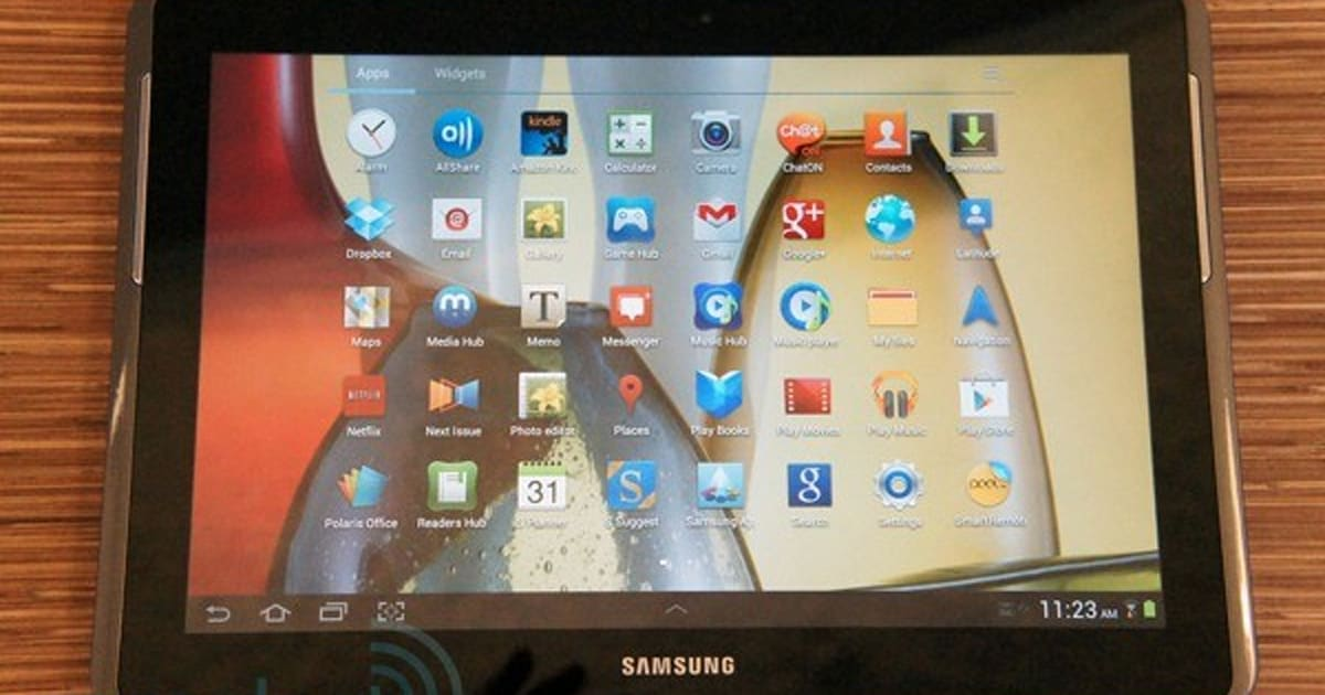 samsung galaxy tab 10.1 instructions manual