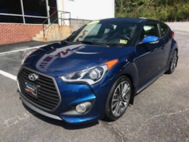 2016 hyundai veloster turbo manual hatchback