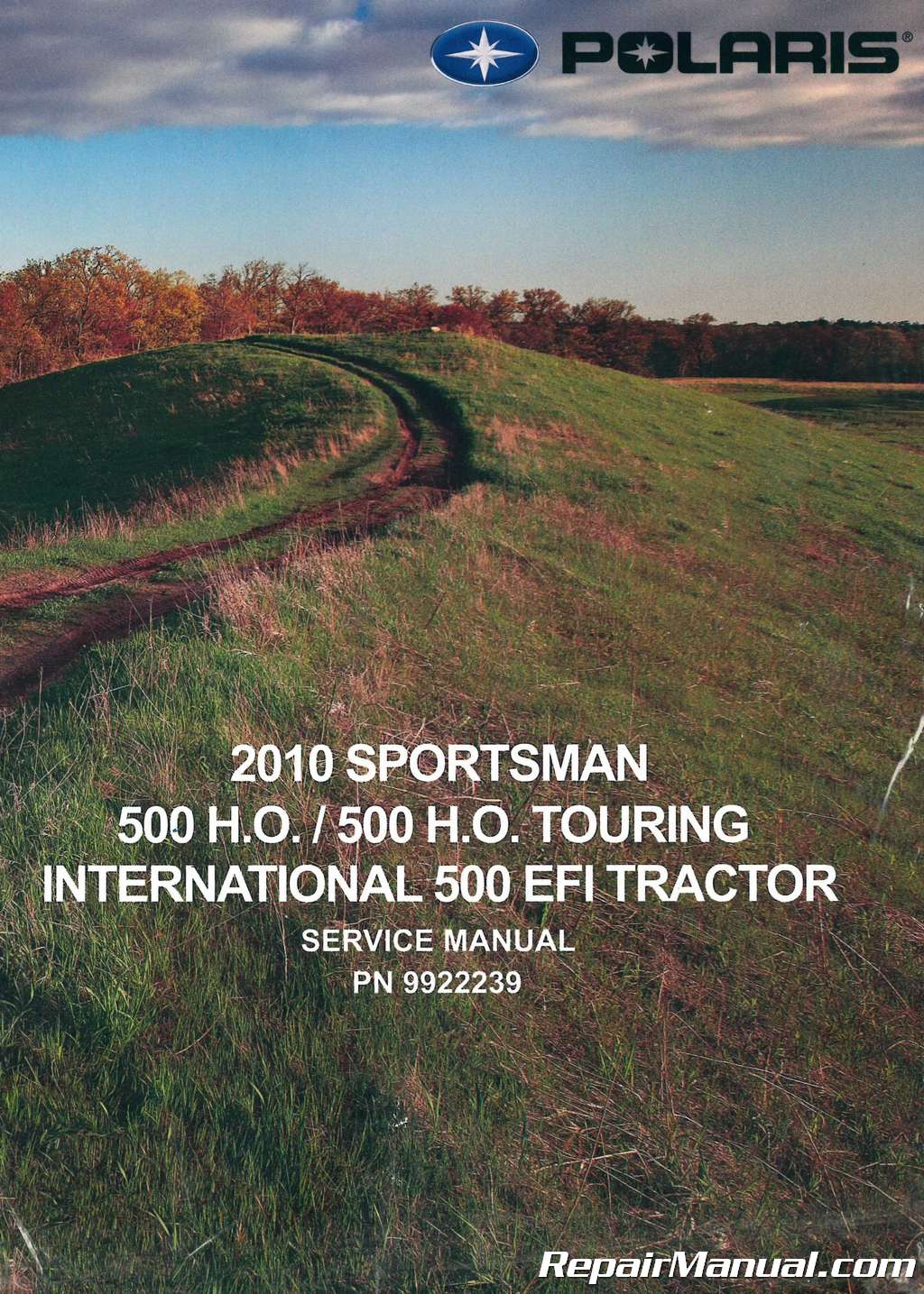 2003 polaris sportsman 500 ho service manual
