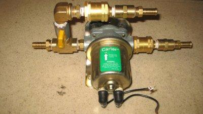 manual fuel shut off valve