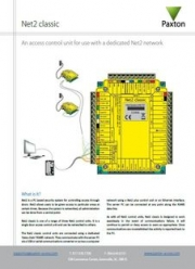 paxton net2 plus installation manual