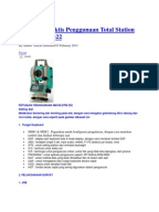 nikon total station dtm 322 manual