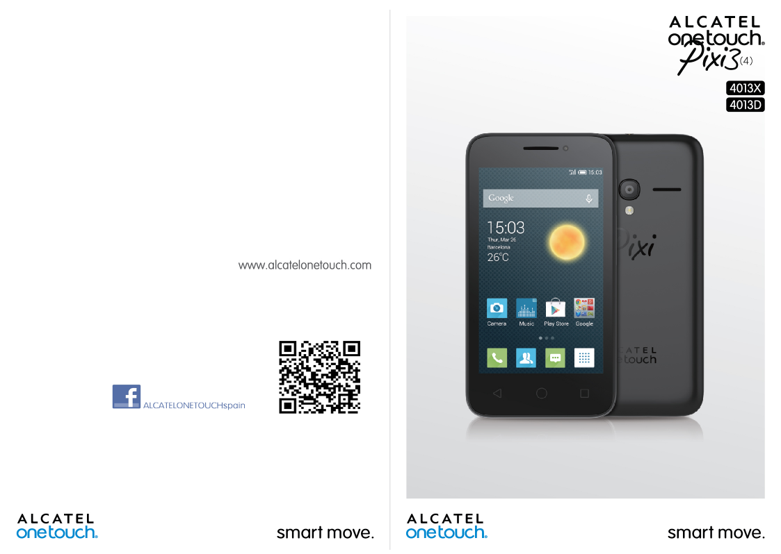 alcatel one touch phone manual