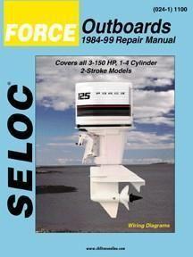 seloc mariner outboard repair manual