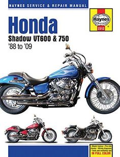 1983 honda shadow 750 manual