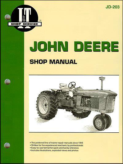john deere 8440 service manual