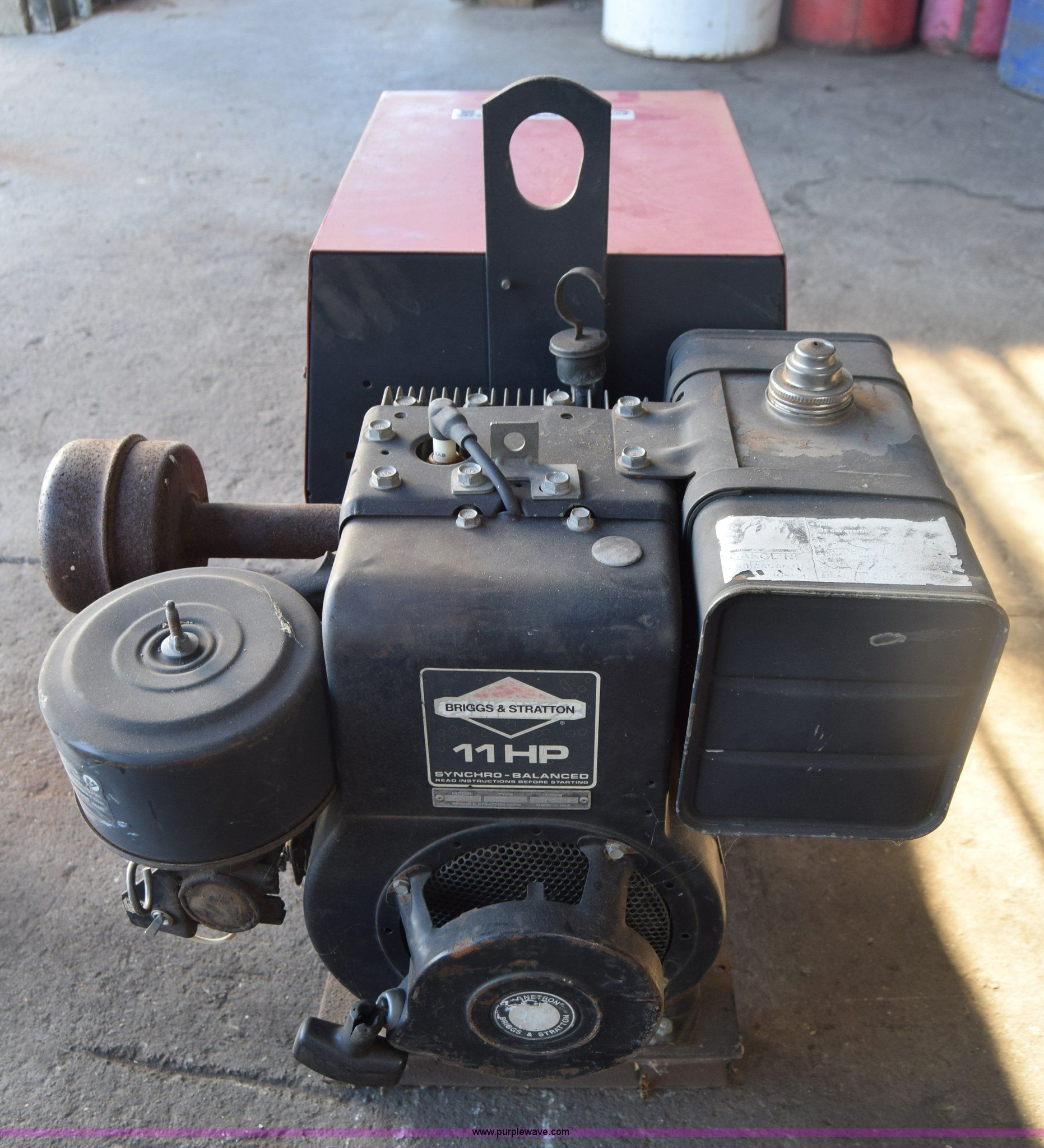 briggs stratton 11 hp engine manual