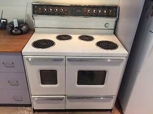 st george wall oven manual