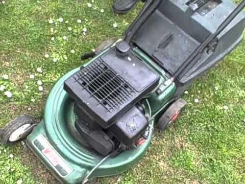 victa 2 stroke lawn mower manual