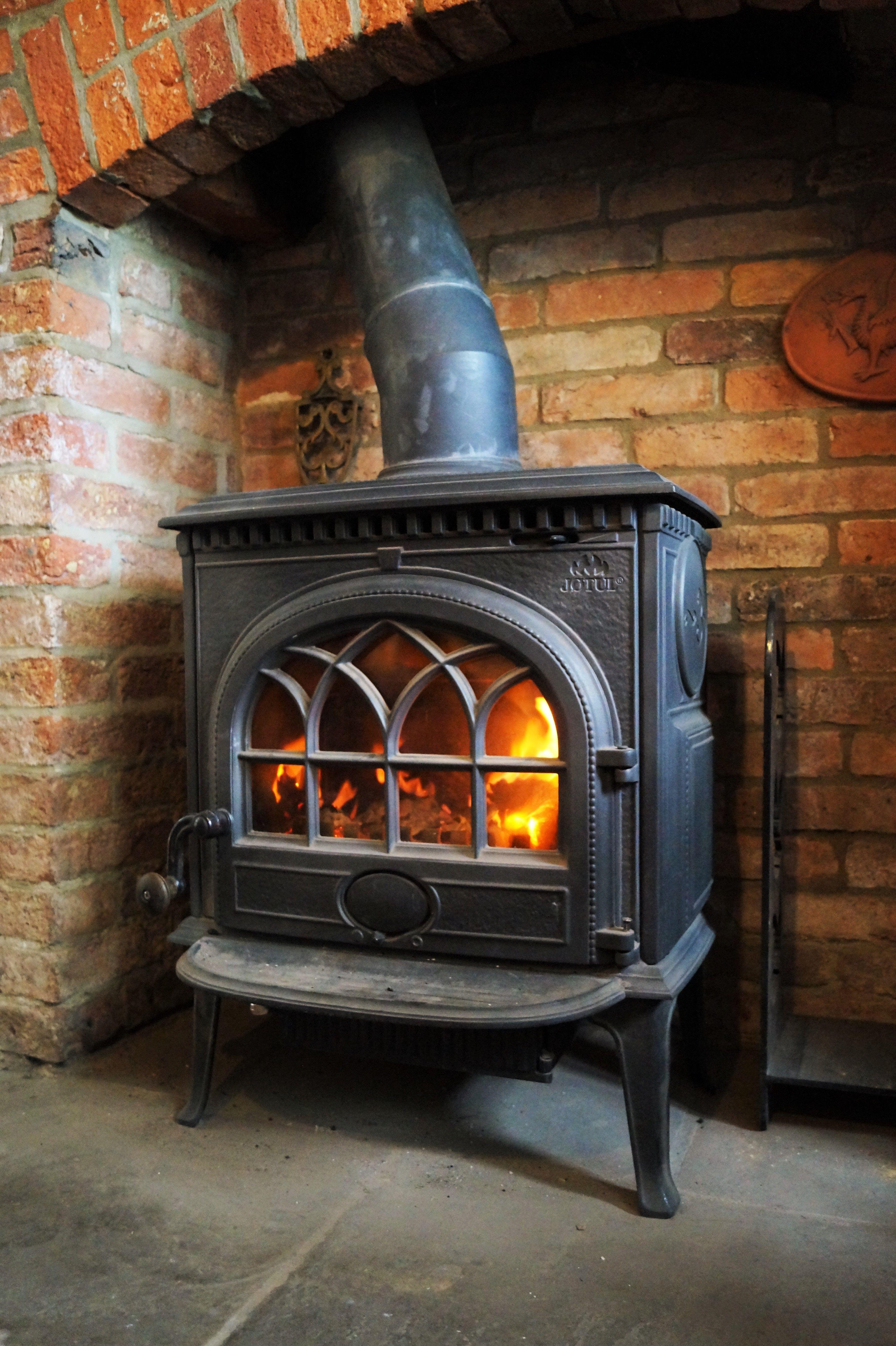 jotul 4 wood stove manual