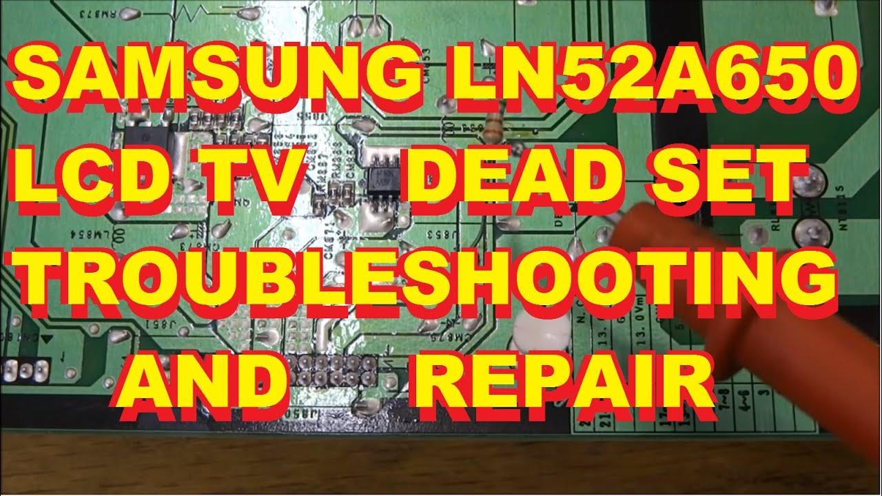 lg crt tv service manual pdf