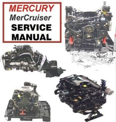 mercruiser 5.0 mpi service manual