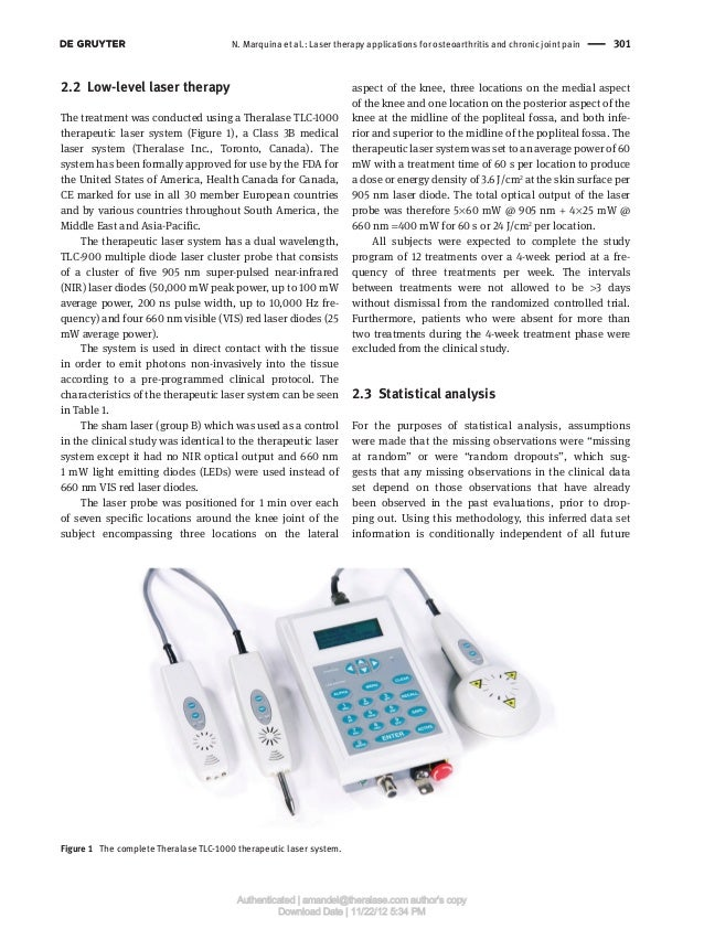 laser therapy a clinical manual