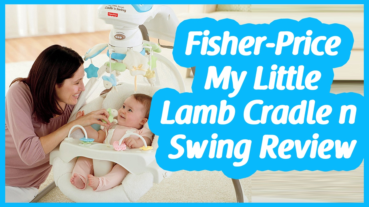 fisher price my little lamb cradle n swing manual