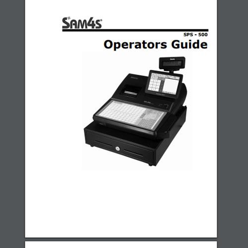 sam4s sps 530 programming manual