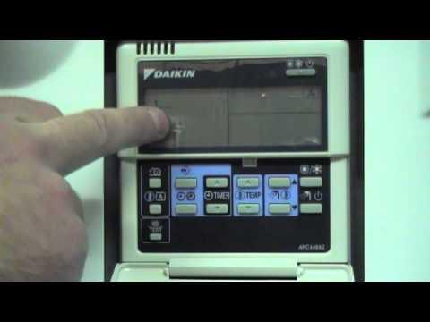 daikin air conditioner manual brc1d61