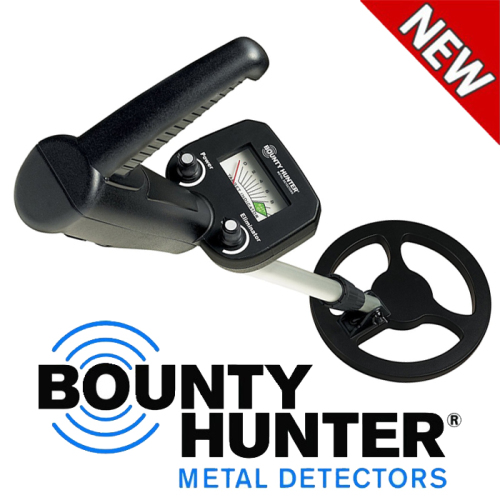 bounty hunter quicksilver metal detector owners manual