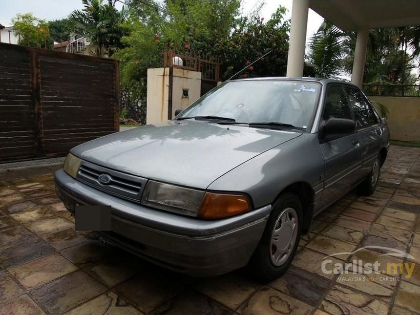 1997 ford laser service manual