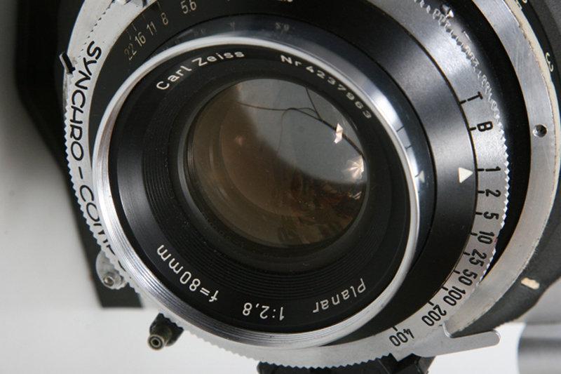 carl zeiss planar 80mm f 2.8 manual