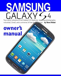 samsung galaxy 4 owners manual