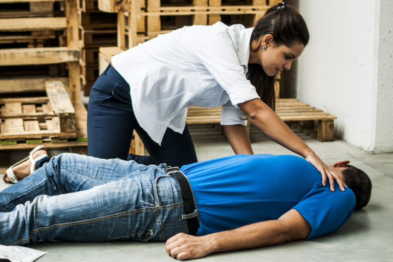 cpr and manual handling course perth