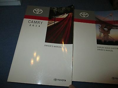 1997 toyota camry owners manual