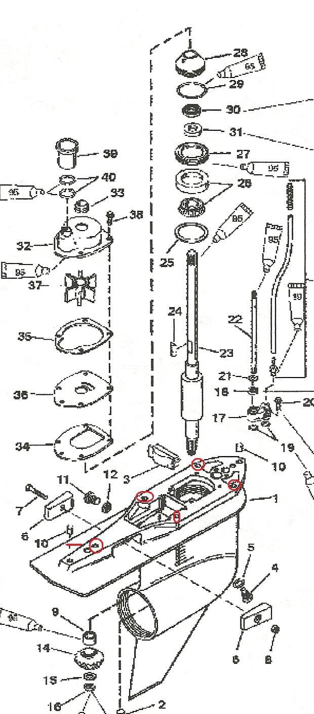 mercury 60 hp 4 stroke bigfoot manual