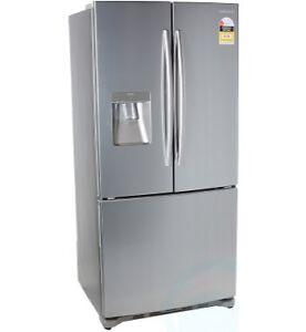 samsung silver nano fridge freezer manual