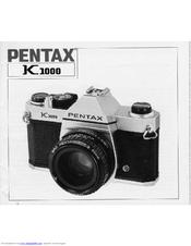 asahi pentax k1000 manual pdf