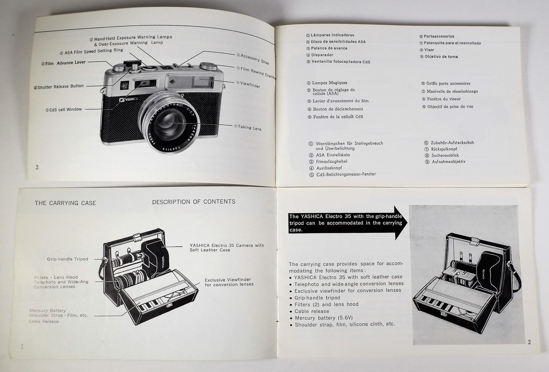 yashica electro 35 cc manual