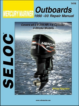 2000 mercury 125 hp outboard owners manual