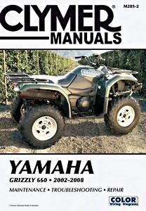 2002 yamaha kodiak 400 service manual