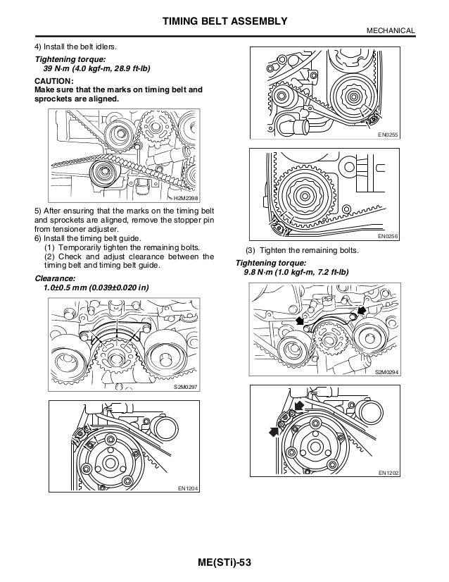 2003 subaru impreza repair manual