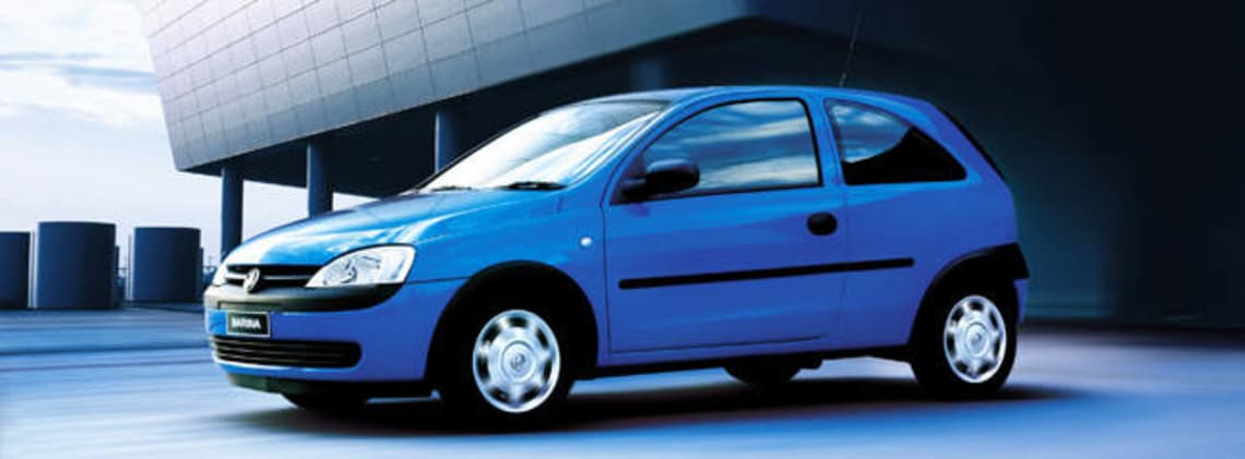 2004 holden barina service manual
