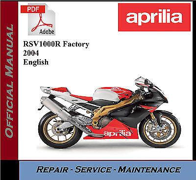 2007 aprilia tuono owners manual