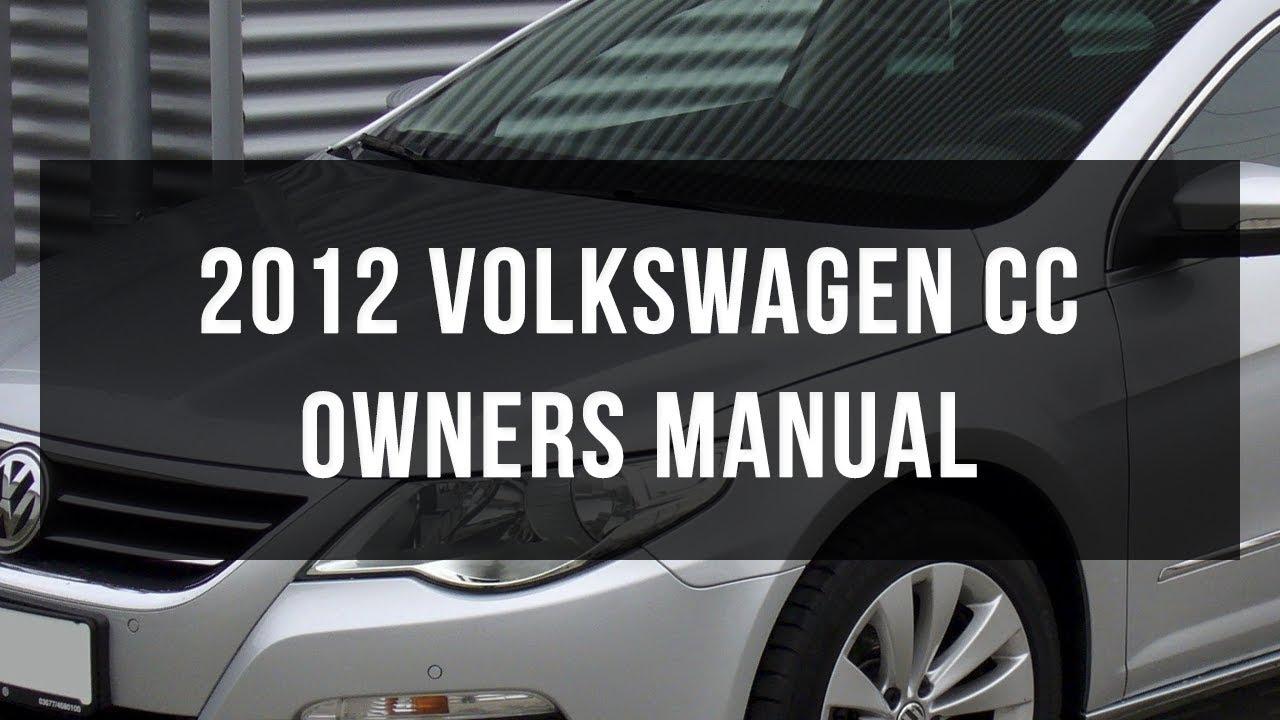 2008 volkswagen eos owners manual