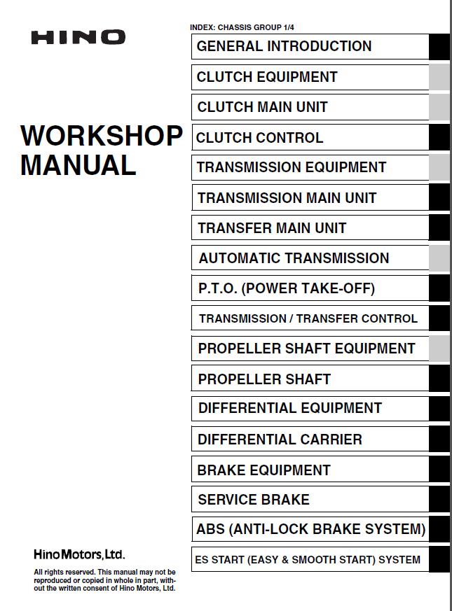 2009 isuzu npr owners manual