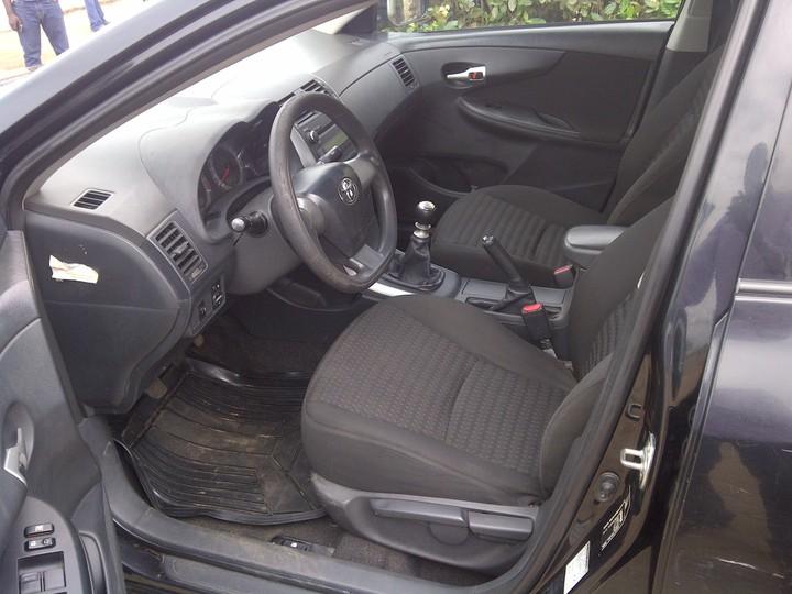 2011 toyota corolla manual transmission